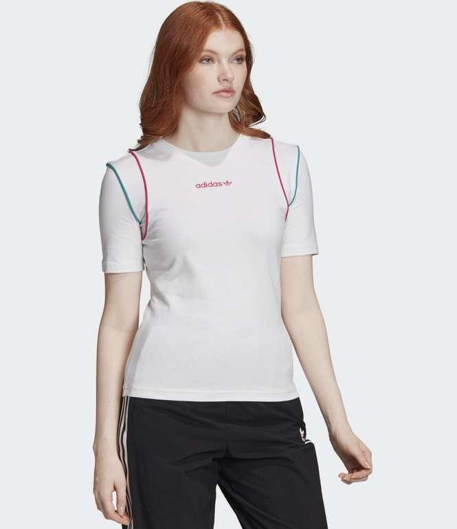 Adidas Originals Damen Slim T-Shirt für 12,58€ inkl. Versand (statt 20€) - Creators Club