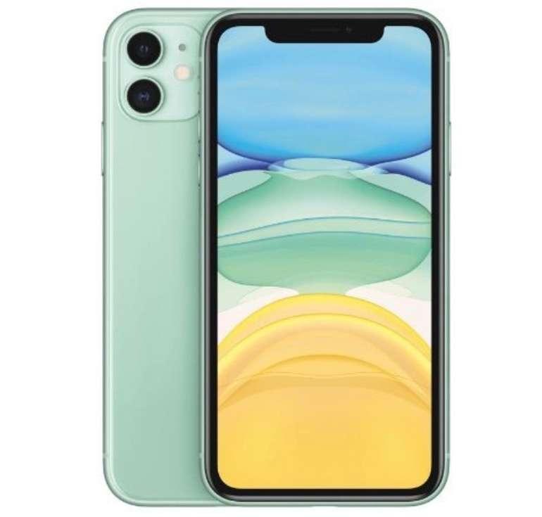 Apple iPhone 11 mit 64GB Speicher in grün für 666€ inkl. Versand (statt 737€)