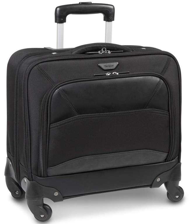 "Targus Mobile VIP 15,6""-Laptoptrolley (43 x 23 x 43 cm) für 35,90€ (statt 56€)"