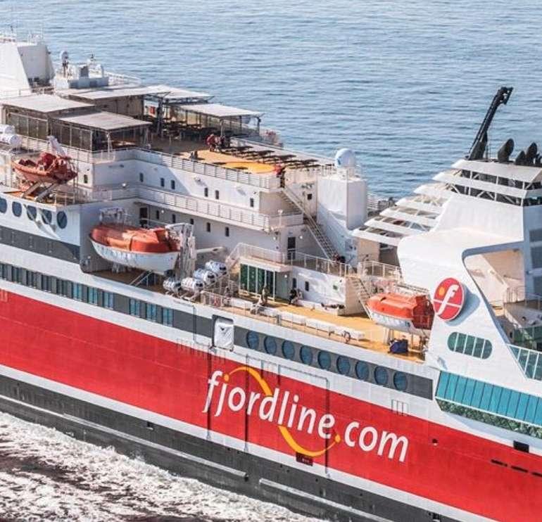 Gratis: Mit der Fjordline-Fähre von Schweden nach Norwegen und wieder zurück (statt 17€)