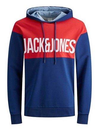 """Jack & Jones Herren Hoodie """"Henry"""" für 18,13€ inkl. Versand (statt 40€)"""