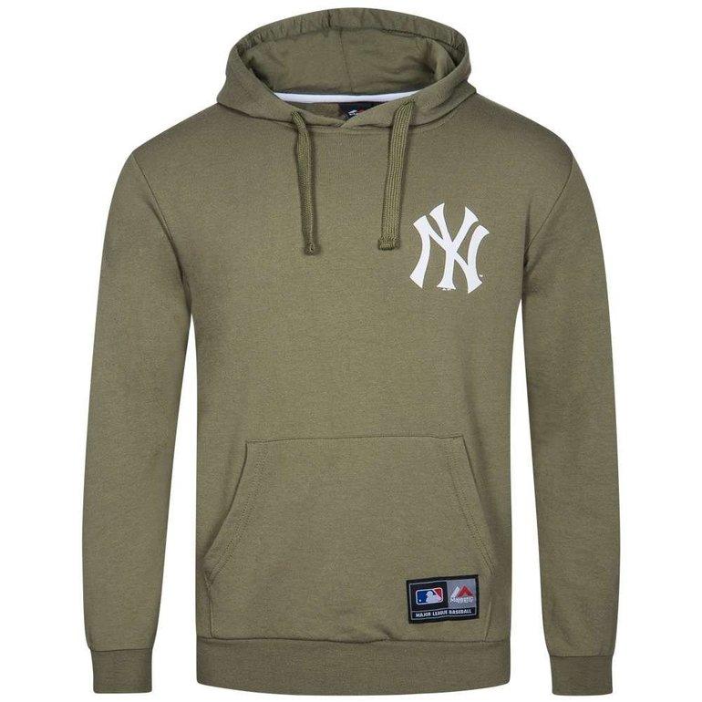 New York Yankees Hoodie von Majestic Athletic für 16,99€ (statt 40€)