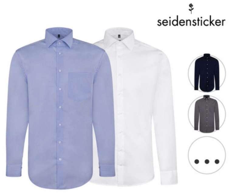 Seidensticker Herren Hemden (verschiedene Farben) für je 25,90€ inkl. Versand (statt 35€)