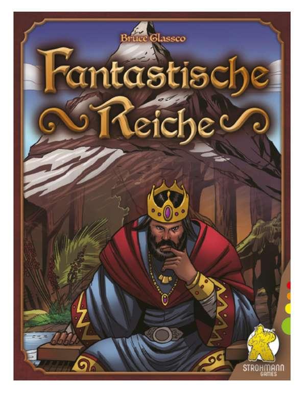 Pegasus STR20001 - Fantastische Reiche Kartenspiel für 13,55€ inkl. Versand (statt 20€) - Thalia Club!