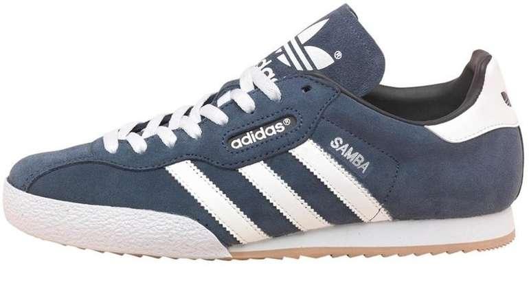 """MandmDirect: Bis zu -50% Rabatt auf Adidas, z.B. Adidas Sneaker """"Samba Super Suede"""" für 68,95€"""