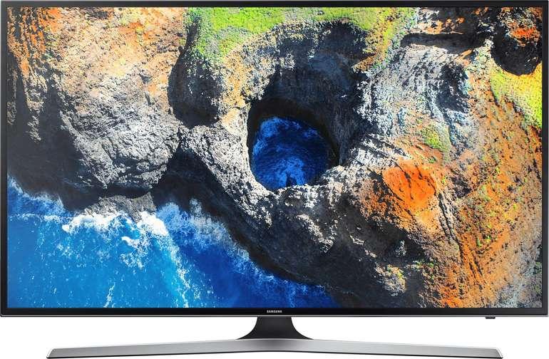 "Samsung UE50MU6179 - 50"" Smart TV (UHD 4K, HDR, Tizen OS) für 349€ inkl. Versand"