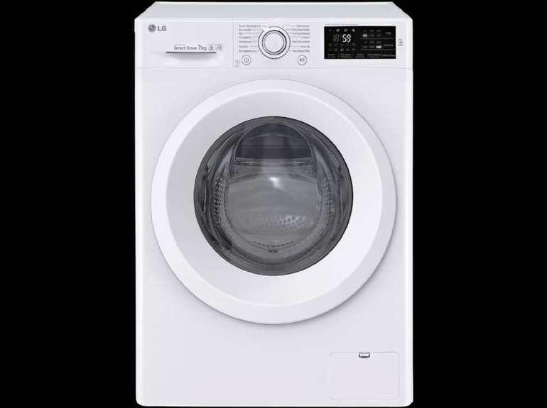 7kg LG F14WM7LN0 Serie 3 Waschmaschine (1400 U/Min., A+++) für 349€ inkl. VSK (statt 399€)