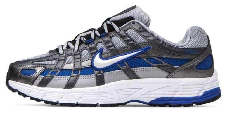 Nike Sportswear P-6000 Herren Sneaker in Wolf Grey für 69,90€ inkl. Versand (statt 80€)