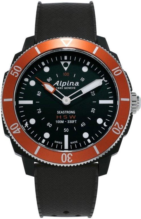 Alpina Seastrong Smartwatch mit Bluetooth für 299,99€ inkl. Versand