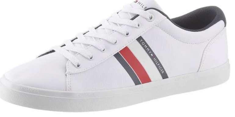 Tommy Hilfiger Sneaker 'Harrison 5D' in dunkelblau / rot / weiß für 46,90€inkl. Versand (statt 60€)
