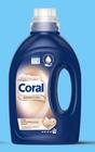 Coral Waschmittel jetzt gratis testen und Geld zurück bekommen