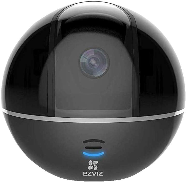 Ezviz C6TC WLAN-Überwachungskamera (360°) für 55,94€ inkl. Versand (statt 67€)
