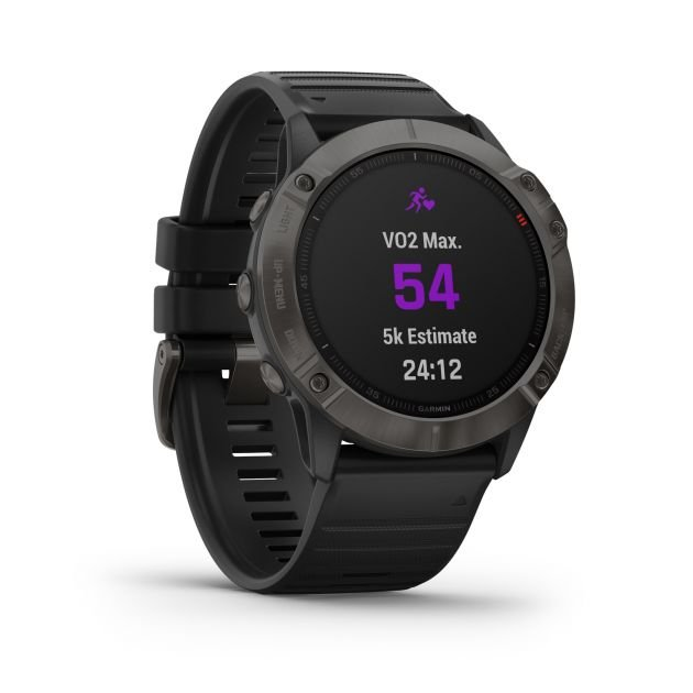 Garmin fenix 6X Sapphire GPS-Smartwatch für 679,20€ inkl. Versand (statt 818€)