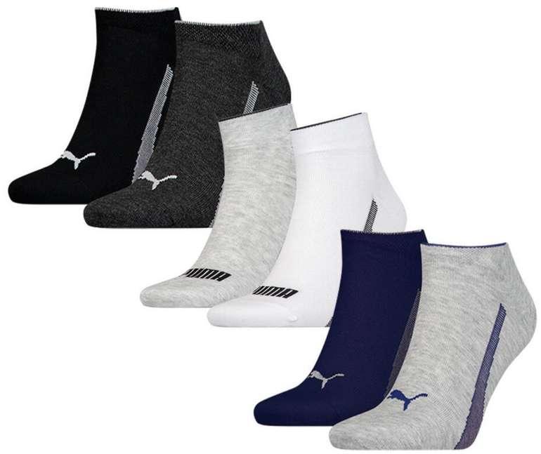 Puma Socken Promo: 24 Paar klassische Puma Unisex Socken für Damen & Herren nur 32,95€ (statt 67€)