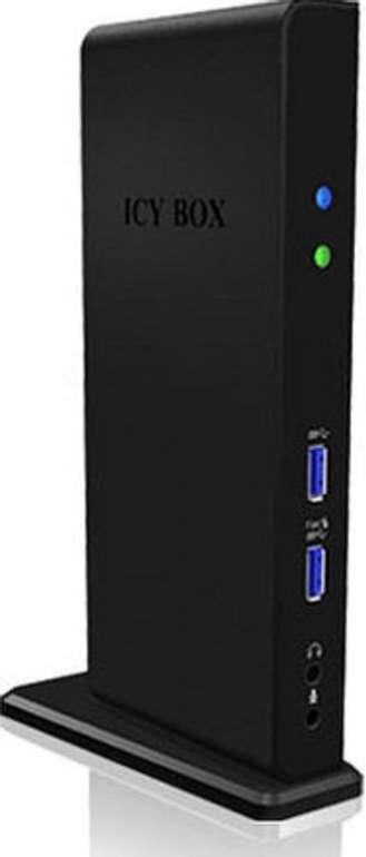 Weitere Preisfehler bei Hugendubel - z.B. Dockingstation ICYBOX USB 3.0 (IB-DK2241AC) für 25,19€ (statt 75€)