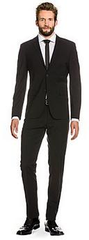 Calvin Klein Anzüge Sale, z.B. Slim Fit Anzug aus Schurwolle für 236,89€