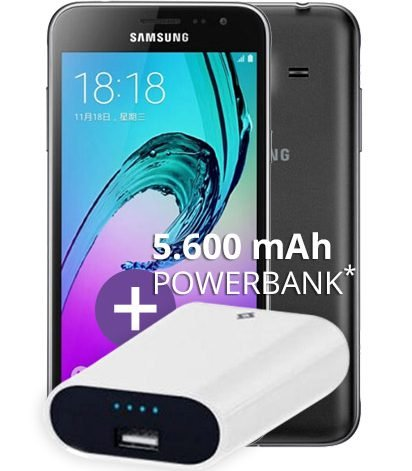 Samsung Galaxy J3 (J320) + Ay Allnet (3GB LTE, Allnet-Flat) für 9,99€ mtl.