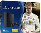 Schnell! Sony PlayStation 4 Pro mit 1TB + Fifa 18 für 301,64€ (statt 388€)