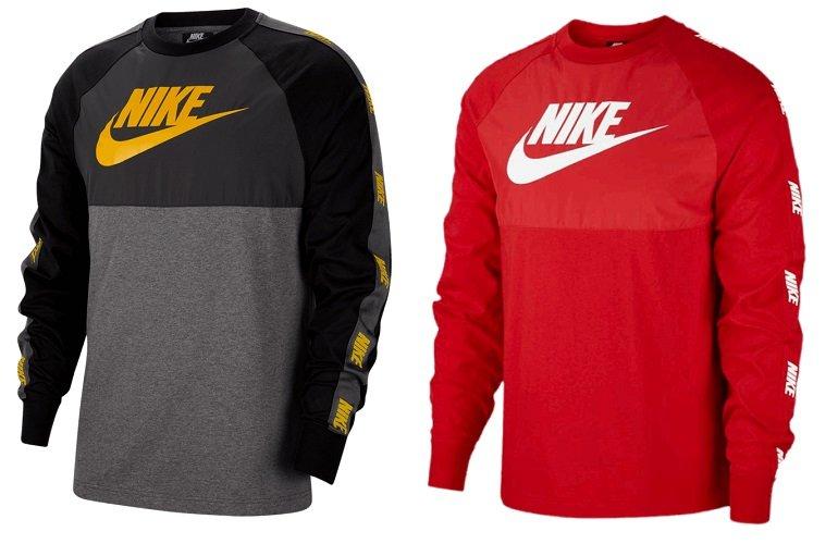 Doppelpack Nike Hybrid Sweatshirts (3 Farben) für nur 55,90€ inkl. Versand
