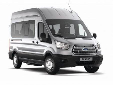 gewerbe ford transit 350 l3h3 kombi trend im full service. Black Bedroom Furniture Sets. Home Design Ideas