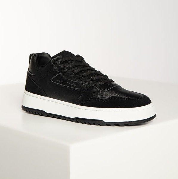 Marc O'Polo Damen Sneaker in Schwarz für 56,05€ inkl. Versand (statt 66€)
