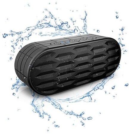 ITgut - wasserdichter IPX5 Wireless Bluetooth Lautsprecher für 10,49€ (Prime)