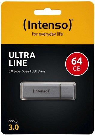 Bis 23:59 Uhr - eBay: Kauf 3 und zahl nur 2 - z.B. 3x Intenso 64GB USB Stick 20€