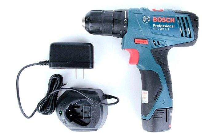 Bosch TSR 1080-2 - LI (1B) 10.8V Akkuschrauber + Ladegerät für 72,47€ inkl. VSK
