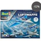 Top12: Revell Modellbausätze zu Bestpreisen - z.B. 60 Jahre Luftwaffe für 24,12€