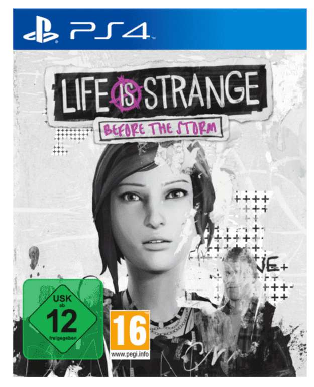 Life is Strange: Before the Storm Limited Edition (PlayStation 4) für 13,50€inkl. Versand (statt 35€)