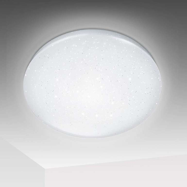 Hengda Deckenlampe, Sternenhimmel, 12W LED für 9,79€ inkl. Prime-Versand (statt 14€)