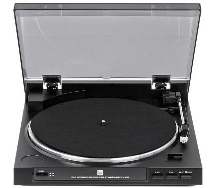 Dual DT 210 Plattenspieler mit Riemenantrieb für 77€ inkl. Versand