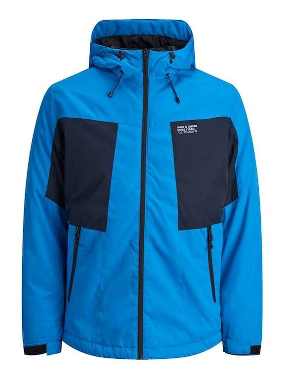 Jack & Jones Parka in royalblau für 37,75€ (statt 70€)
