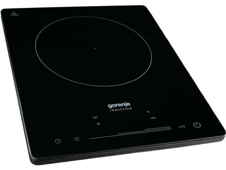Gorenje Induktion Einzel Kochplatte mit 2000 Watt für 35,99€inkl. Versand (statt 40€)