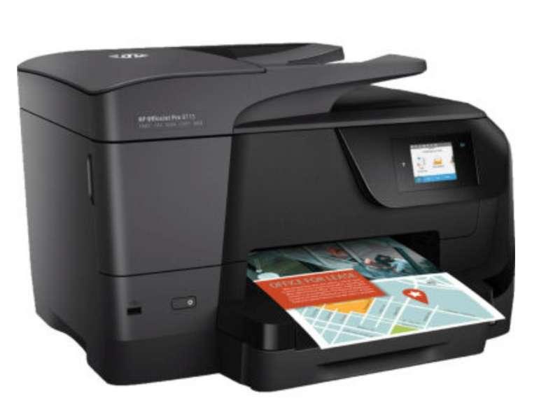 HP OfficeJet Pro 8715 Tintenstrahl-Multifunktionsdrucker 4in1 für 112,99€ inkl. Versand (statt 150€)