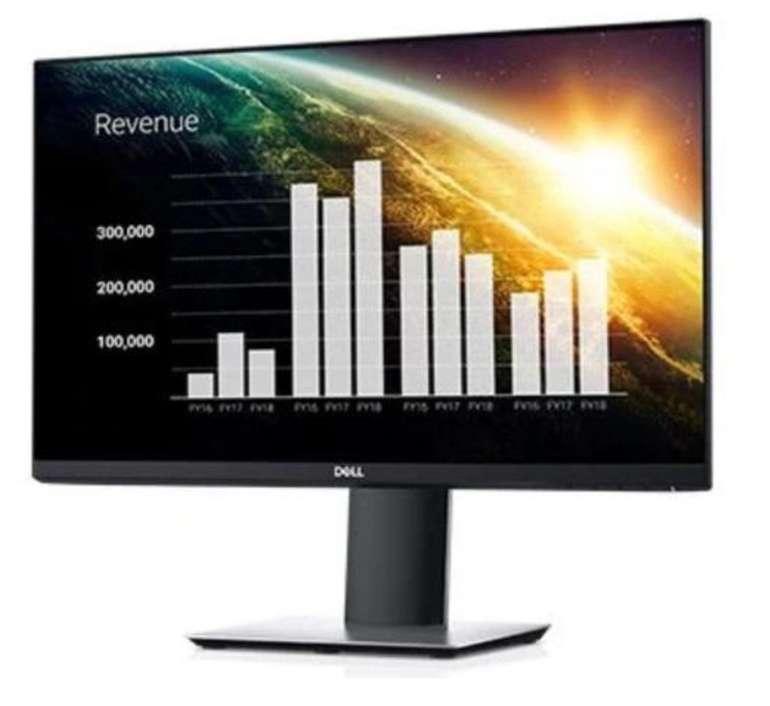 """Dell P2319H - 23"""" Full HD LED-Monitor (höhenverstellbar, VESA,  IPS matt) für 114,90€ (statt 139€)"""