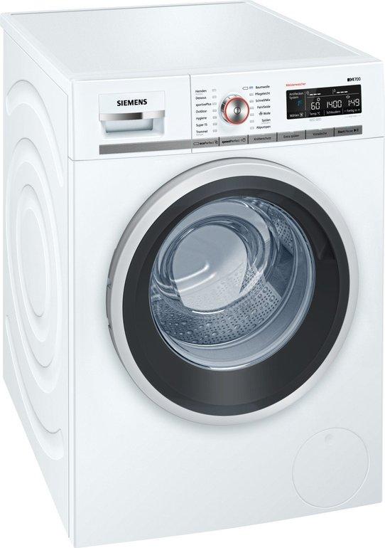 Siemens WM14W5FCB Waschmaschine (9 kg, 1400 U/Min., A+++) für 486,82€ inkl. Versand (statt 535€)