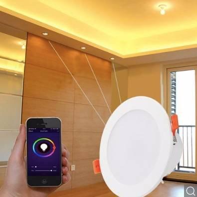 Utorch 10W LED Smart Downlight Einbaustrahler (dimmbar, Alexa kompatibel) ab 16€