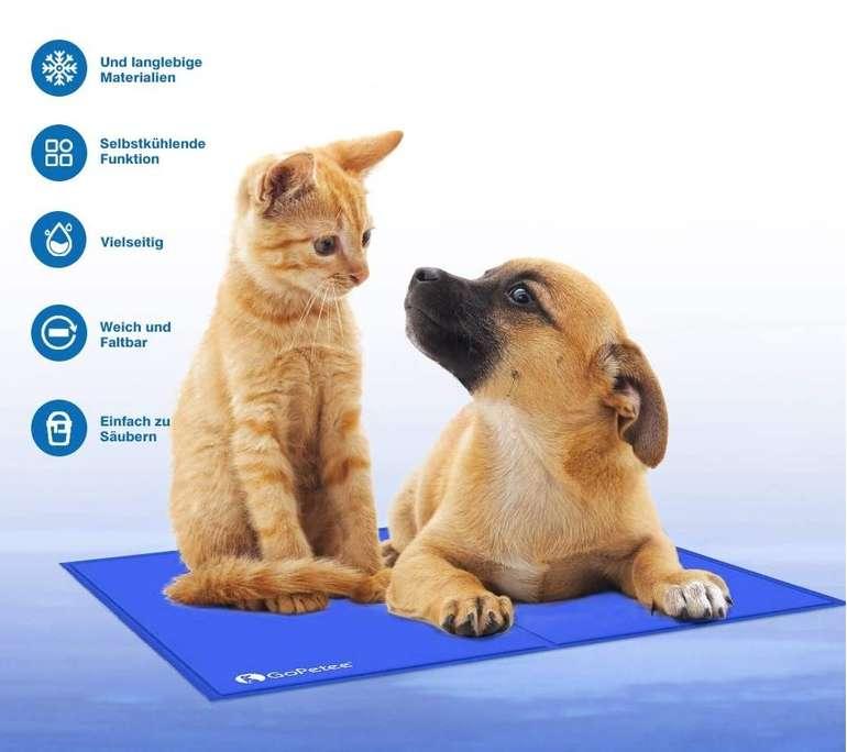 Mbuynow Kühlmatte für Haustiere in 2 Größen ab 12,99€ inkl. Prime Versand (statt 19€)