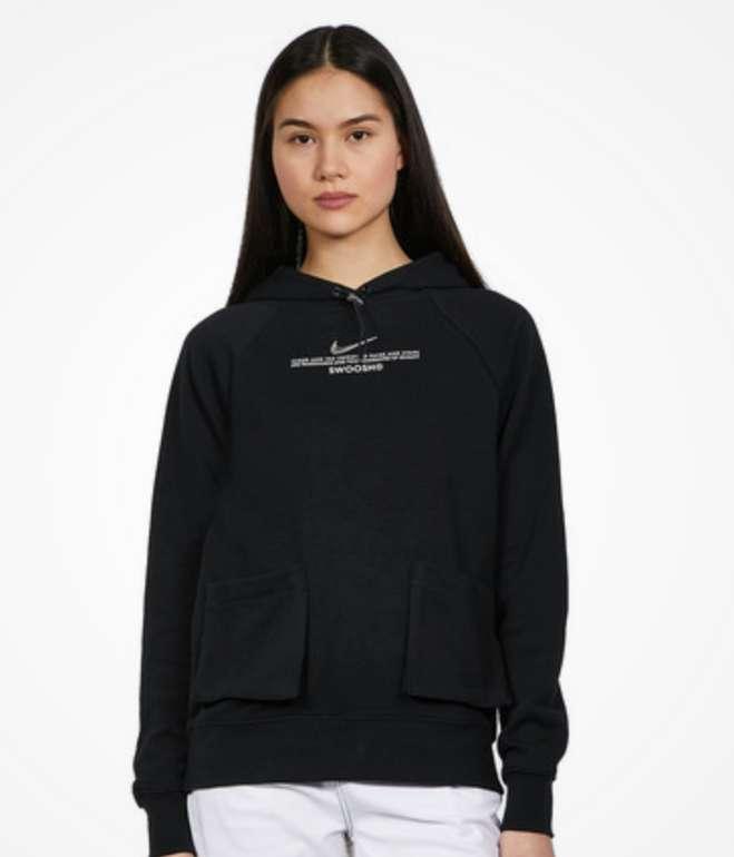 Nike Sportswear Swoosh Damen in Schwarz für 19,73€ inkl. Versand (statt 42€)