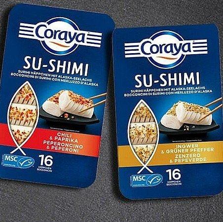 Coraya Su-Shimi gratis testen durch Geld-zurück-Garantie (GzG)
