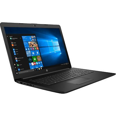 "HP 17-ca1400ng 17"" Laptop (Ryzen 3200U, 8GB/256GB, Win 10) für 377€"