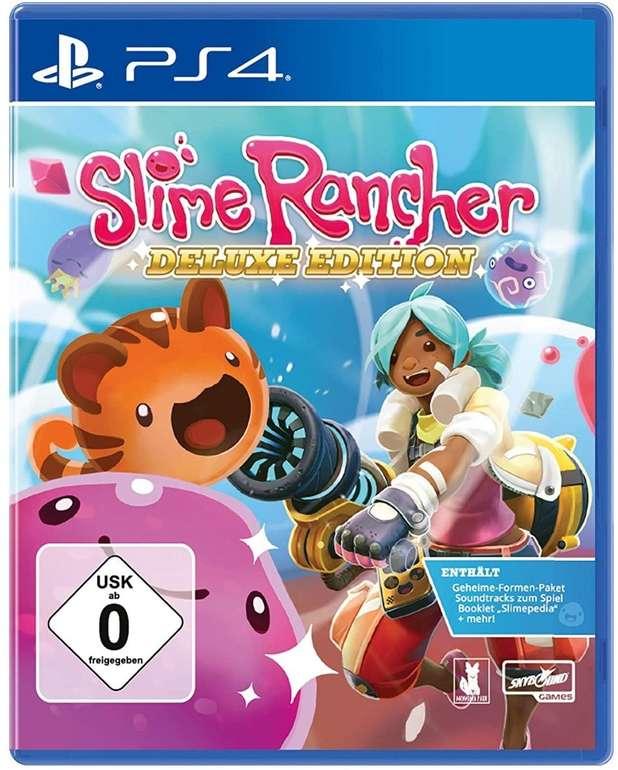 Slime Rancher: Deluxe Edition für die PS4 für 11,96€ inkl. Versand (statt 24€)