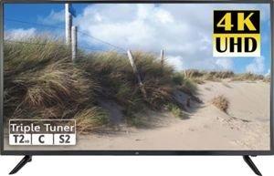 "Jay-Tech S55U5117J LED TV (54.6"", UHD 4K, Android) für 349€ inkl. Versand (statt 509€)"