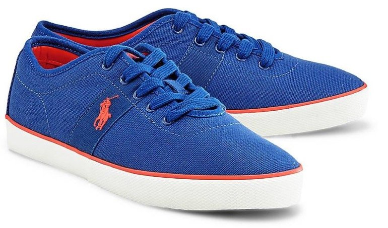 Polo Ralph Lauren Halford Sneaker in 4 Farben für je 34,97€ inkl. Versand