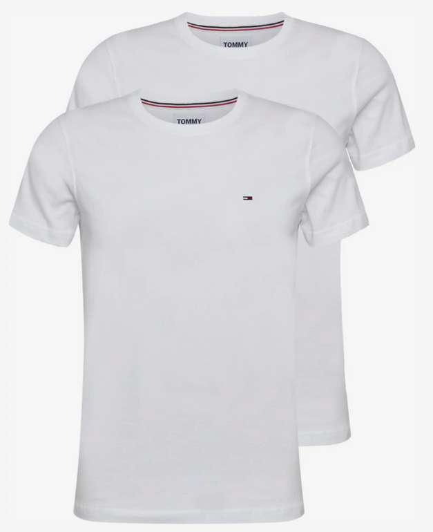 Tommy Hilfiger Herren T-Shirt Basic (2er Pack) für 33,92€ inkl. Versand (statt 40€)
