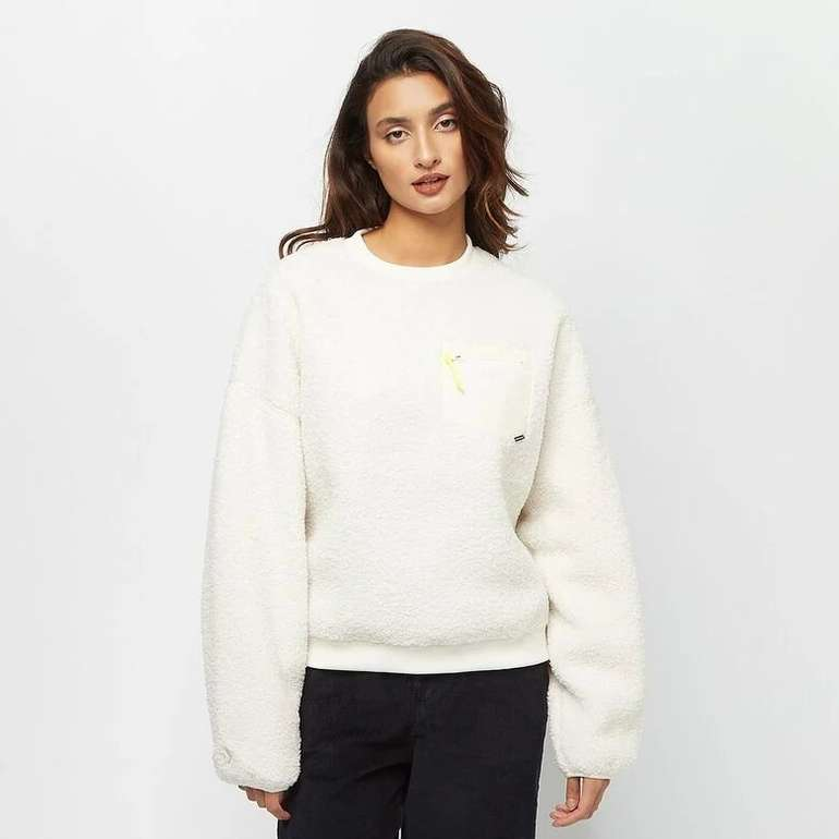 Converse Sherpa Crew Damen Sweatshirt in 2 Farben für je 31,60€ inkl. Versand (statt 45€)