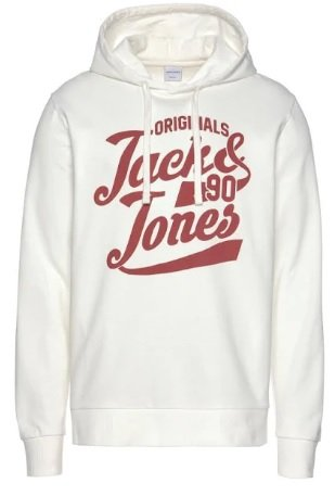 "Jack & Jones Kapuzensweatshirt ""Classico Sweat HOOD"" für 30,94€ inkl. Versand (statt 36€)"