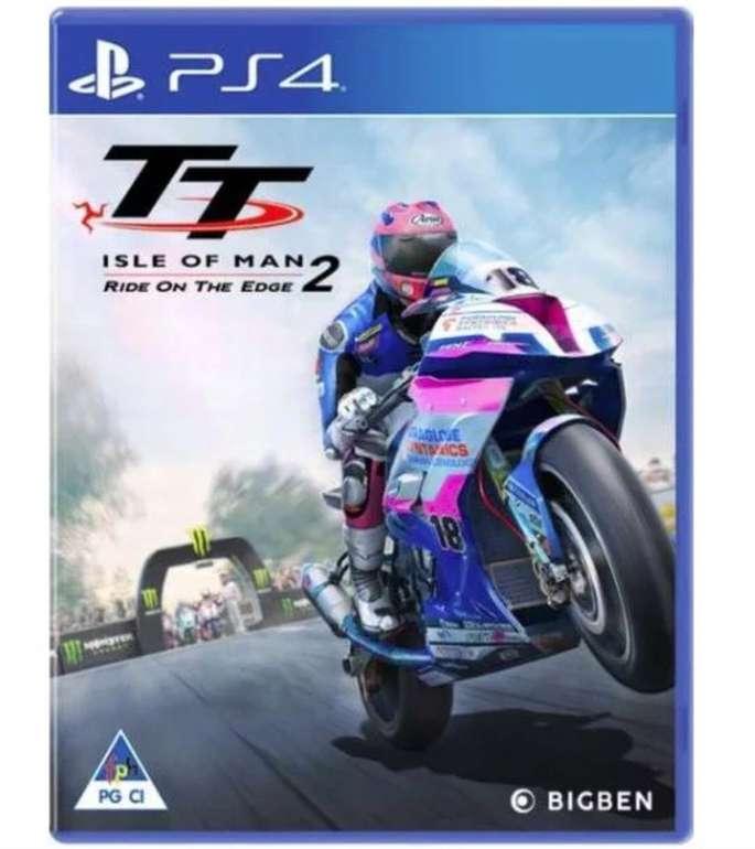 Vorbestellung: TT Isle of Man - Ride on the Edge 2 (PS4) für 44,95€ inkl. Versand (statt 62€)