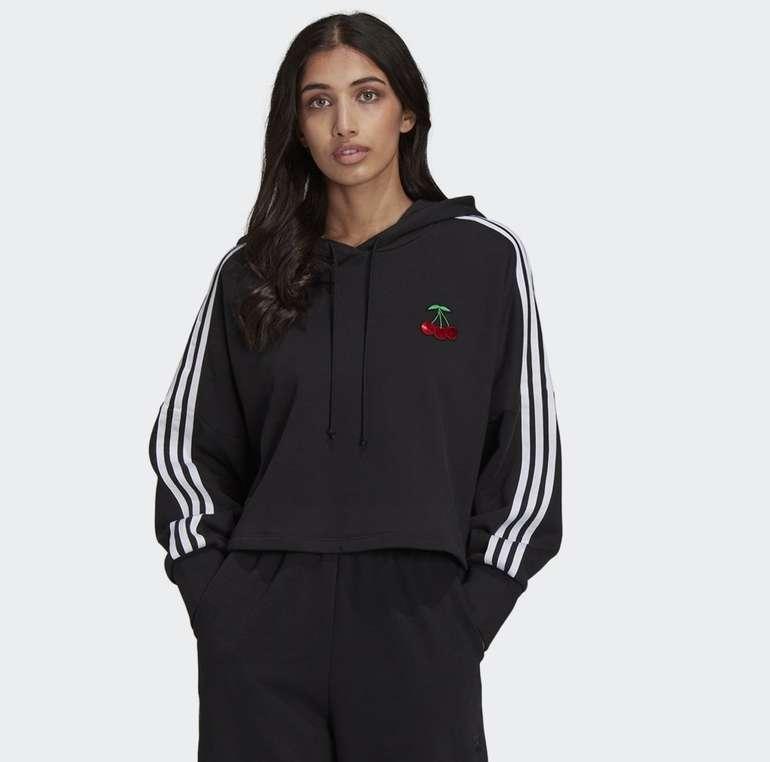 Adidas Her Studio London Hoodie für 33,60€ inkl. Versand (statt 60€)